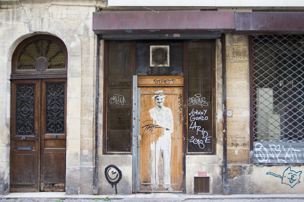 travel blogger Parigi