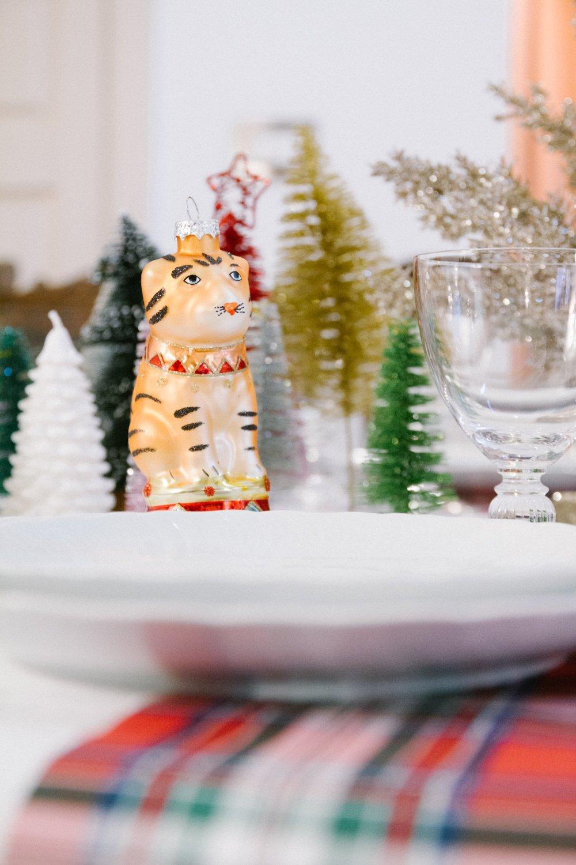 apparecchiare a Natale