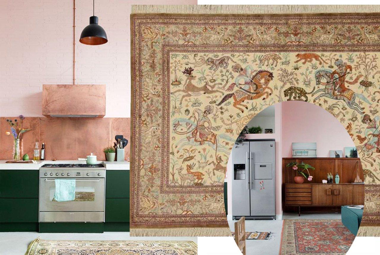 Dimensioni Tappeto Davanti Al Divano tappeti moderni: reinterpretarli in modo originale - a casa